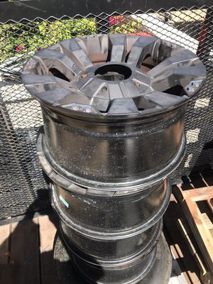 "RAM / DODGE 8-LUG ALUMINUM 18"" RIMS for Sale in El Cajon, CA"