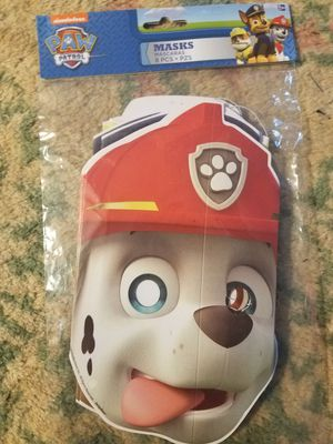 Paw patrol themed party items for Sale in Ellicott City, MD