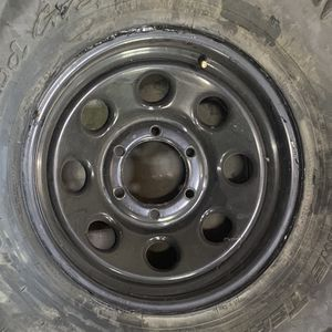 6 Lug Chevy Wheels Steel for Sale in Grand Prairie, TX