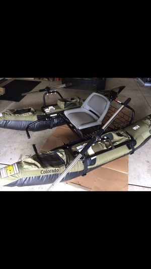 Colorado inflatable pontoon boat for Sale in Austin, TX