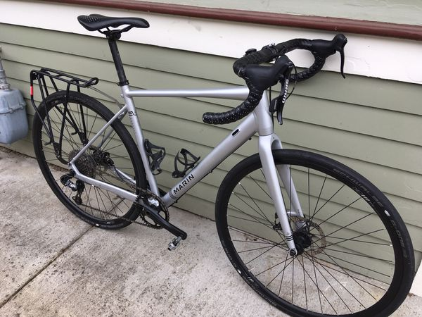 2018 Marin Gestalt X10 Gravel Road Bike SRAM Apex GS 10s