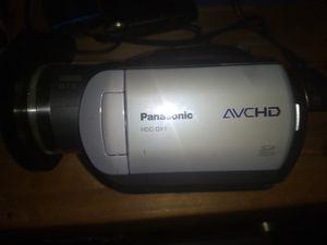 Panasonic AVDHD leica lens camera 3ccd plus Panasonic hd 40gb for Sale in Warwick, RI