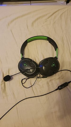 Turtle Beach Ear Force Recon 50X Gaming Headset for Sale in Miami, FL