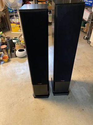Polk RTI-70 floor standing speakers for Sale in Bloomfield Hills, MI