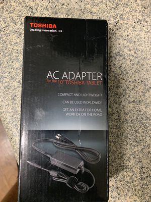 Toshiba ac adapter for Sale in Marietta, GA