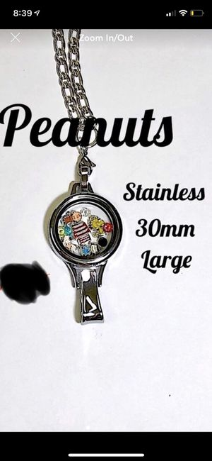 Peanuts Origami Owl like lanyard for Sale in Surprise, AZ