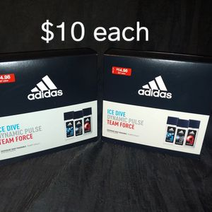 Adidas Deodorant Body Fragrance Giftset for Sale in Port St. Lucie, FL