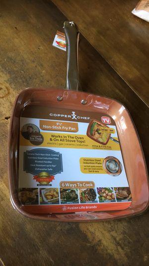 Copper Chef - Non-Stick Fry Pan for Sale in Los Angeles, CA