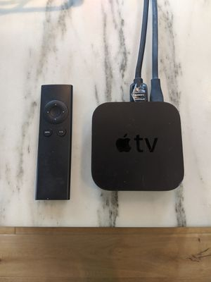 Apple TV 3rd Generation for Sale in Seattle, WA