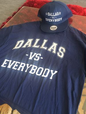 Dallas vs. EVERYBODY set !! On sale today for Sale in Dallas, TX