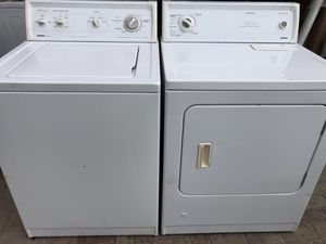 Kenmore commercial washer & Gas Dryer set for Sale in Valley Center, CA