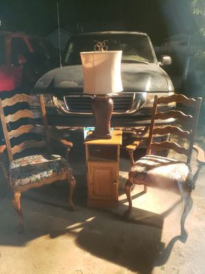 Set of two antique chairs for Sale in Denver, CO