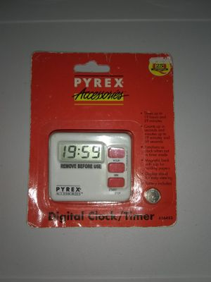 New Pyrex Digital Clock / Timer for Sale in Anaheim, CA