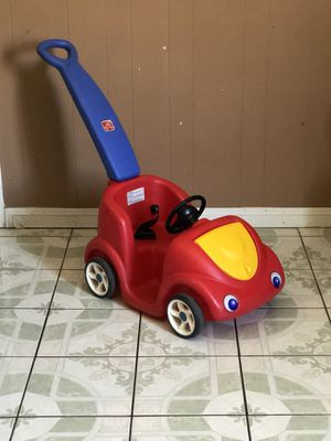 PRACTICALLY NEW STEP 2 PUSH CAR for Sale in Riverside, CA