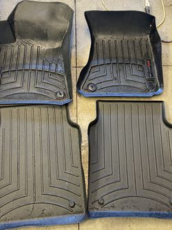 Audi A8 Weathertech Mats for Sale in Romeoville,  IL
