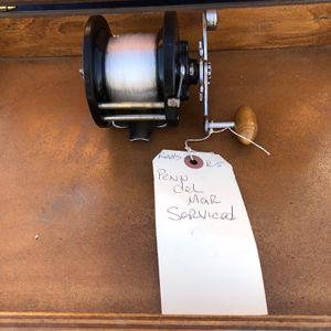 PENN DEL MAR FISHING REEL ................,Penn,Diawa ,SHIMANO for Sale in Buena Park, CA