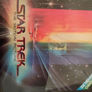 Star Trek The motion Picture Laserdisc for Sale in Los Angeles, CA