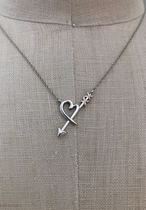 Tiffany & Co Paloma Picasso Heart Arrow Necklace for Sale in Pacifica, CA
