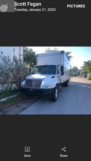 2006 International 4300, 24ft Box Truck for Sale in Pompano Beach, FL