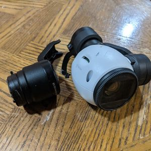 Zenmuse X3 Camera and Gimbal - Broken Support and Ribbon Wire for Sale in Scappoose, OR