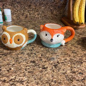 Cute Animal Mugs for Sale in Homestead, FL