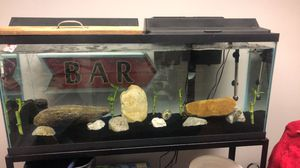 fish tank for Sale in Watertown, CT
