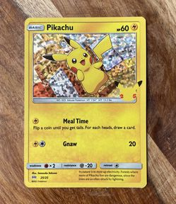 2021 McDonalds Happy Meal Pokemon 25th Anniversary #25 HOLO for Sale in Seattle,  WA