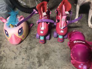Skating sets size 10-13 kids for Sale in Miami, FL