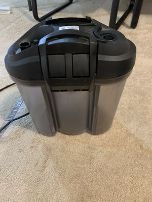 Zoomed 30-60 gallon aquarium canister filter for Sale in Franklin, NJ
