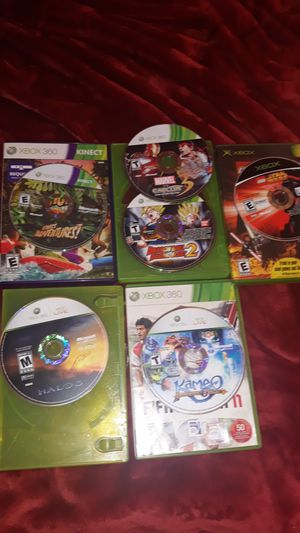 Xbox 360 games for Sale in Tualatin, OR