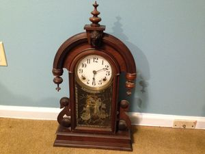 1880 ansonia mantle clock for Sale in Hampton, VA
