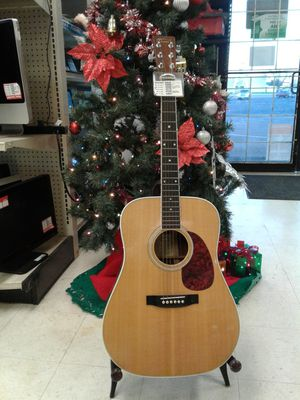 Martin acoustic guitar for Sale in Amarillo, TX