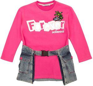 Pink Girls Long Sleeve Dress Buckle, Simple Joys Toddler Girls, Egyptian Cotton for Sale in Glendora, CA