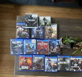 PS3/PS4 Games for Sale in Boring,  OR