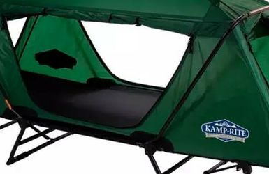 Kamp Rite Delux Cot/tent for Sale in Buckley,  WA