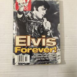 Elvis forever TV Guide August 16, 1997 Good for Sale in Largo,  FL