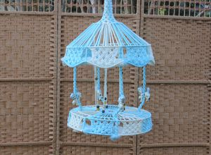 Vintage Macrame Baby Carousel Mobile for Sale in Tampa, FL
