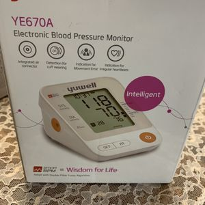 Electronic Blood Pressure Monitor for Sale in Seneca, SC