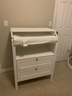 IKEA Sundvik Changing Table with Pad for Sale in West Linn, OR