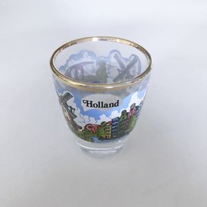 Holland Neatherlands collectible souvenir shot glass for Sale in Chandler, AZ