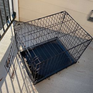 Medium Size Dog Cage for Sale in Tomball, TX