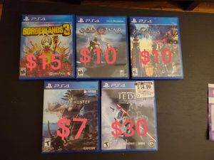 Video Games For Sale for Sale in Los Angeles, CA