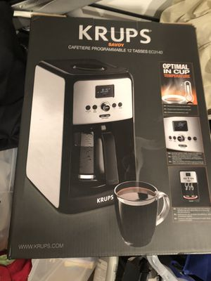 Keips coffee maker for Sale in Lawrence Township, NJ