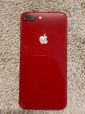 iPhone 8 64GB Product Red edition for Sale in Annandale, VA