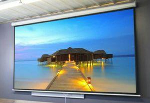 "Projector screen 100"" for Sale in Bakersfield, CA"