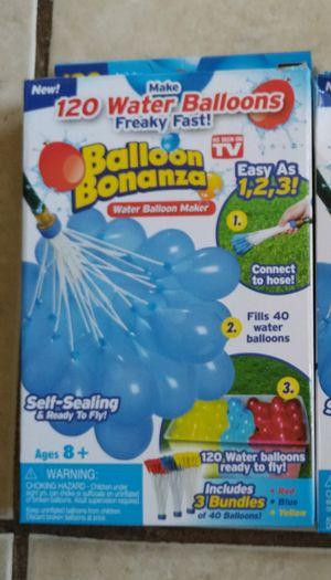 Water balloon bonanza for Sale in Oxnard, CA