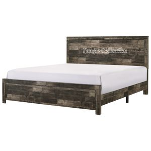 NEW IN THE BOX.STYLISH GREY QUEEN BED FRAME. SKU#TCB9400-QUEEN for Sale in Westminster, CA