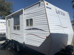 2007 Layton travel trailer for Sale in Hemet, CA