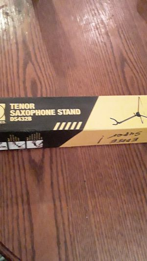 Tenor Saxophone stand for Sale in New York, NY