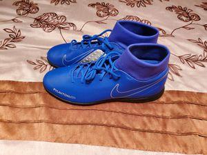 Nike Phantom Indoor Soccer Shoes Size 9.5 for Sale in Las Vegas, NV